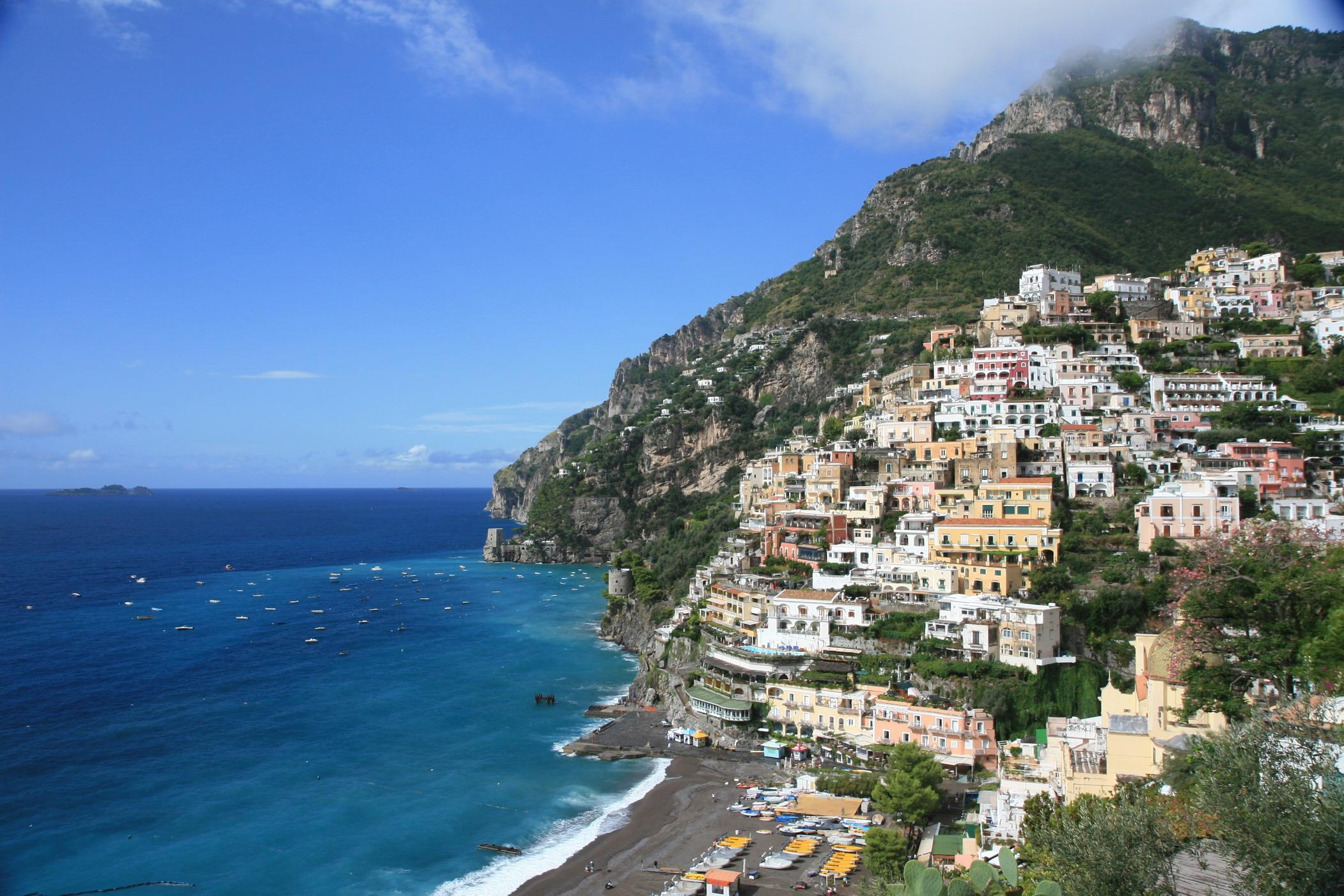 Vacanze Costiera Amalfitana - Spiaggia Positano