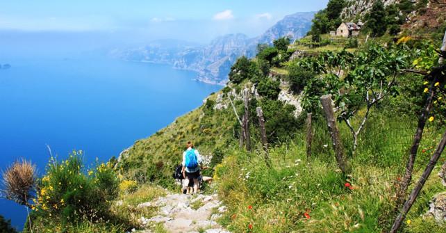 Amalfi Coast trekking