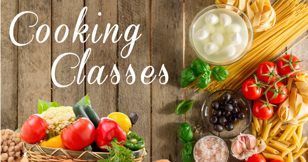 JOIN OUR COOKING CLASS